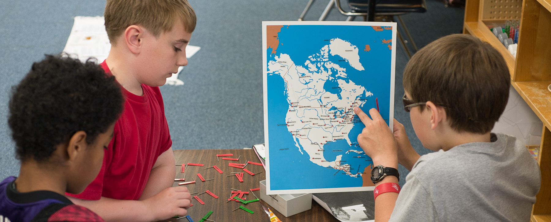 Elementary - Greenspring Montessori School