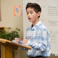 Adolescent Community at Greenspring Montessori School
