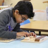 Children's House Program at Greenspring Montessori