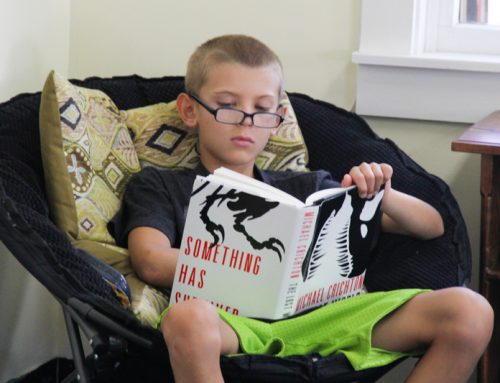 Lower Elementary Summer Reading