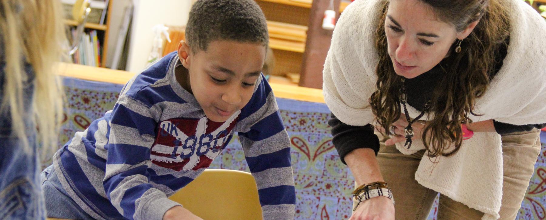 Individual Lessons - Greenspring Montessori School