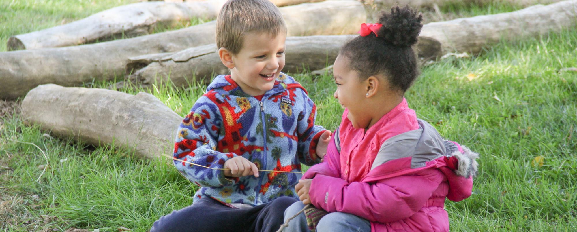 Toddlers - Greenspring Montessori School