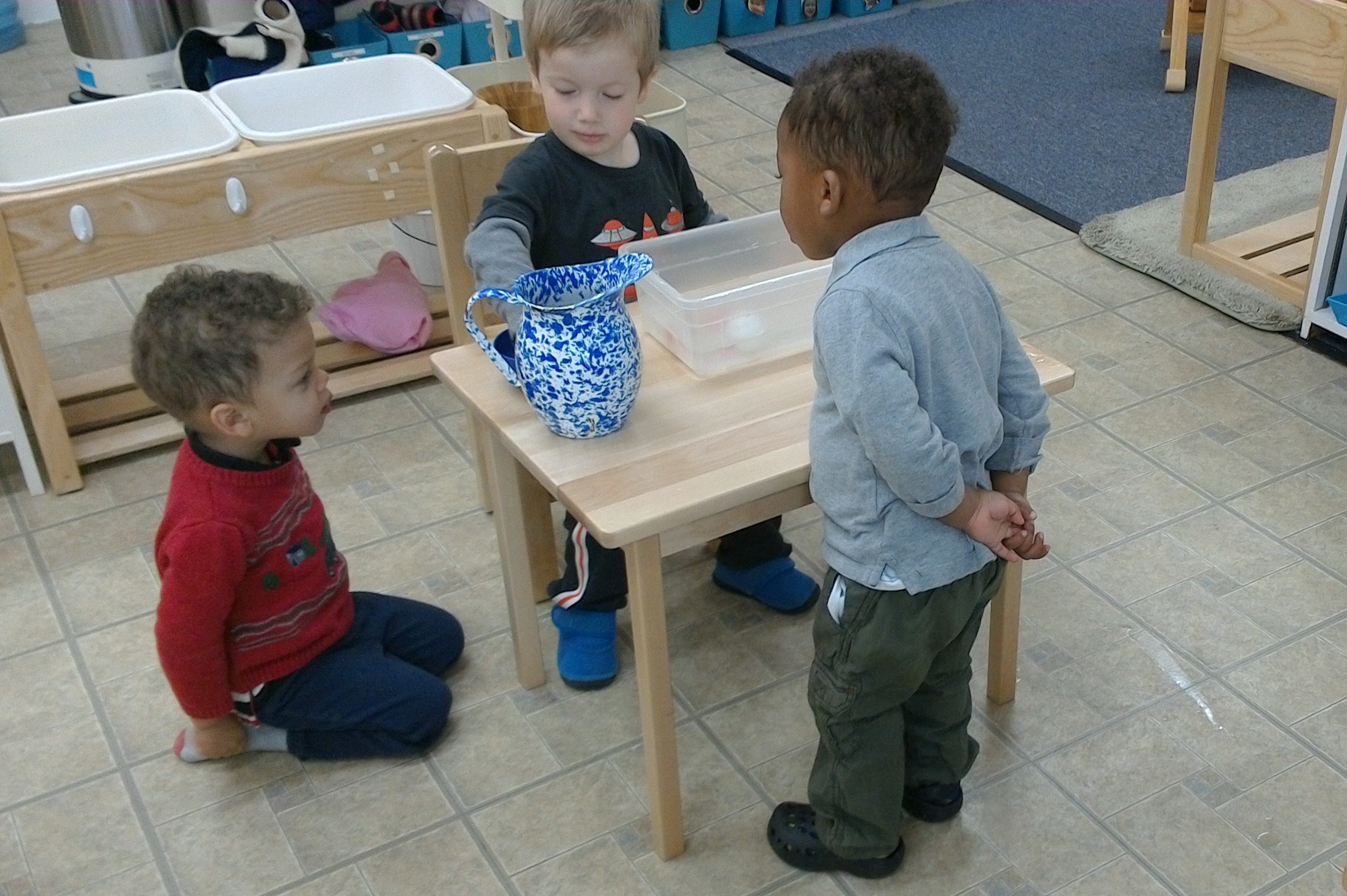 Grace & Courtesy for Toddlers is All About Respect