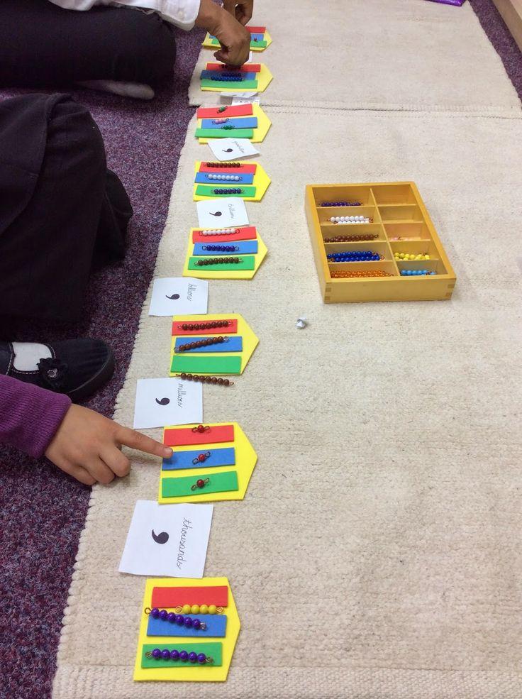The Magic of Montessori Mathematics