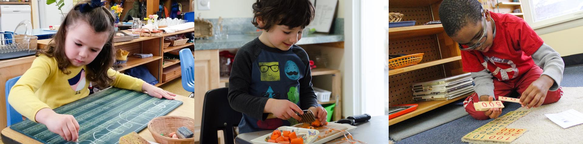 Children's House - Greenspring Montessori School