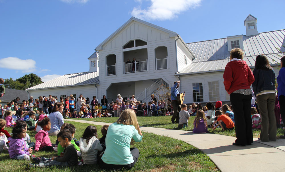 Why We Celebrate the International Day of Peace at Greenspring Montessori
