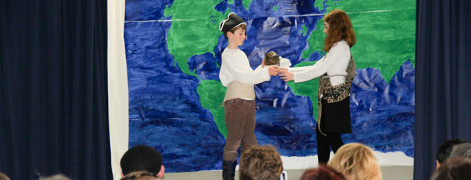 Giving - Greenspring Montessori School
