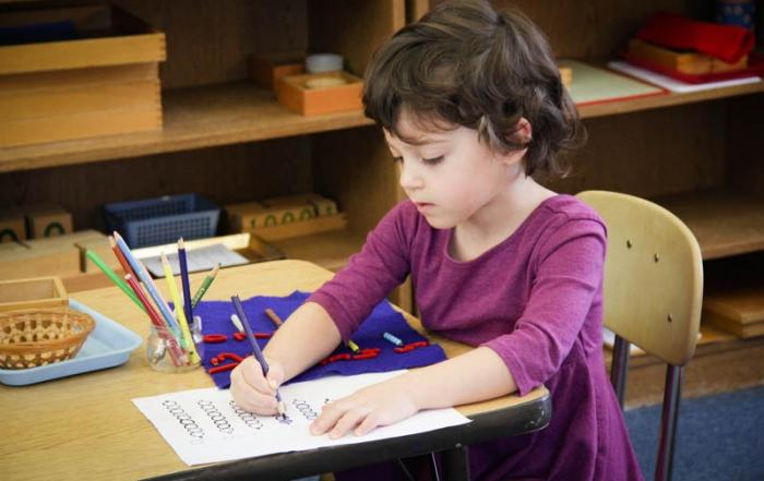 Montessori Year Round - Greenspring Montessori School