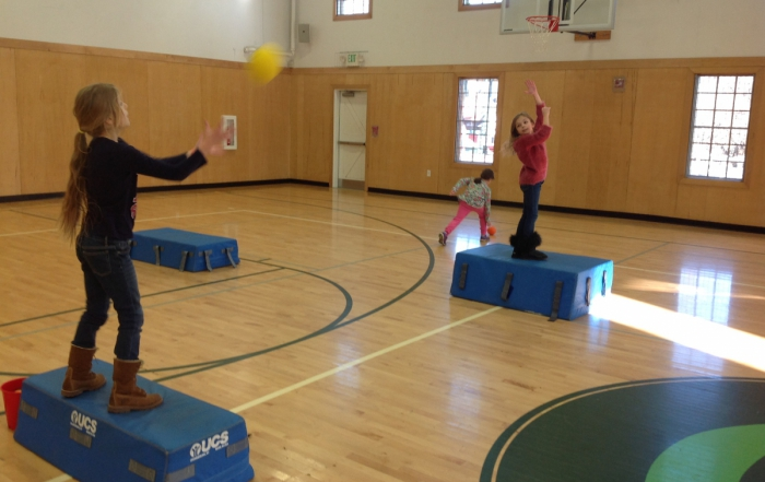 Physical Education - Greenspring Montessori School