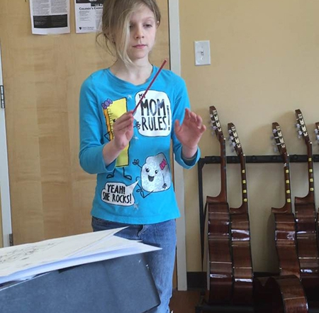 Music at Greenspring Montessori School