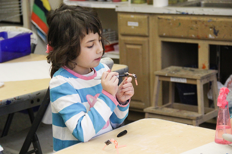 Montessori Art - Greenspring Montessori School