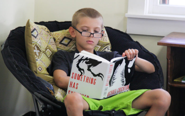 Elementary Summer Reading - Greenspring Montessori School