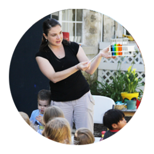 Share your Talents | Greenspring Montessori School