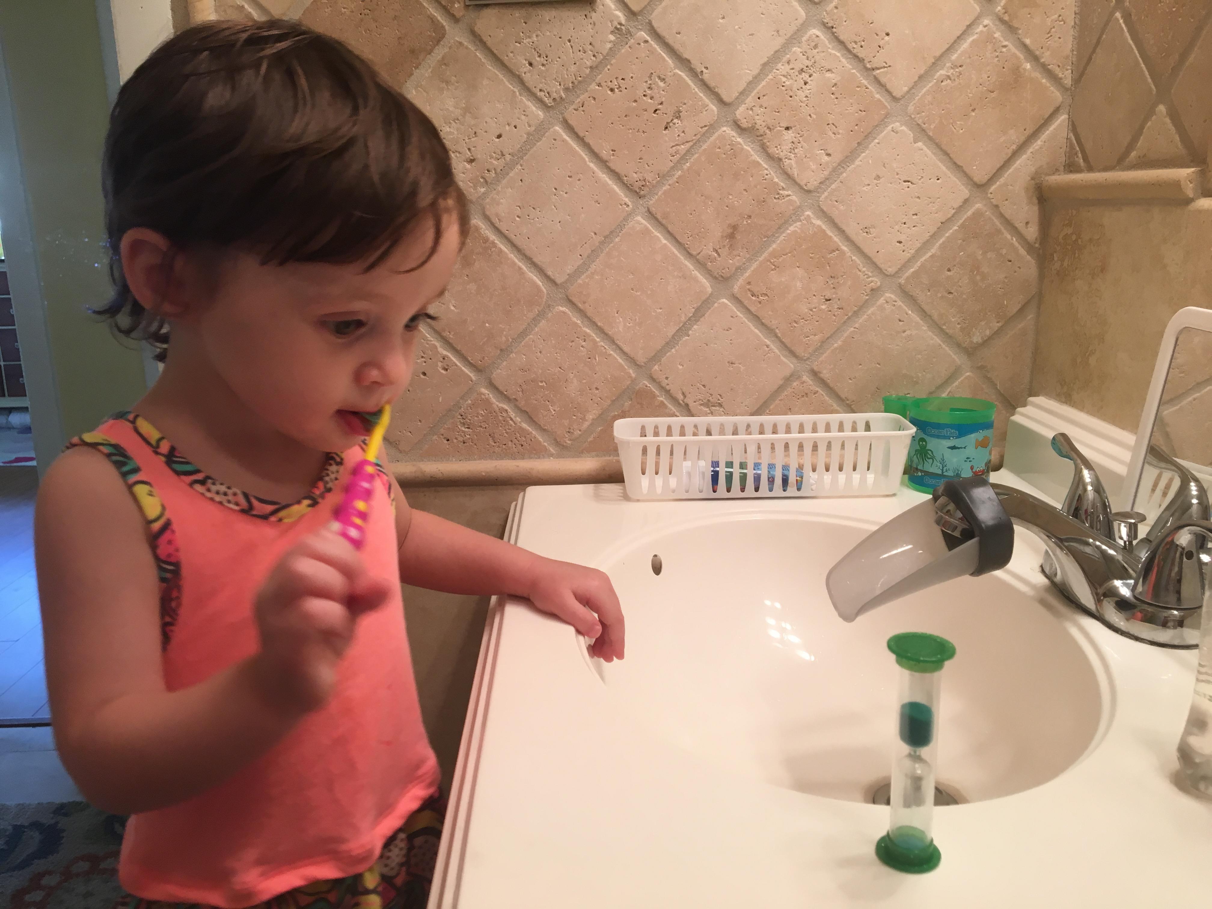 Montessori in the Home: The Bathroom