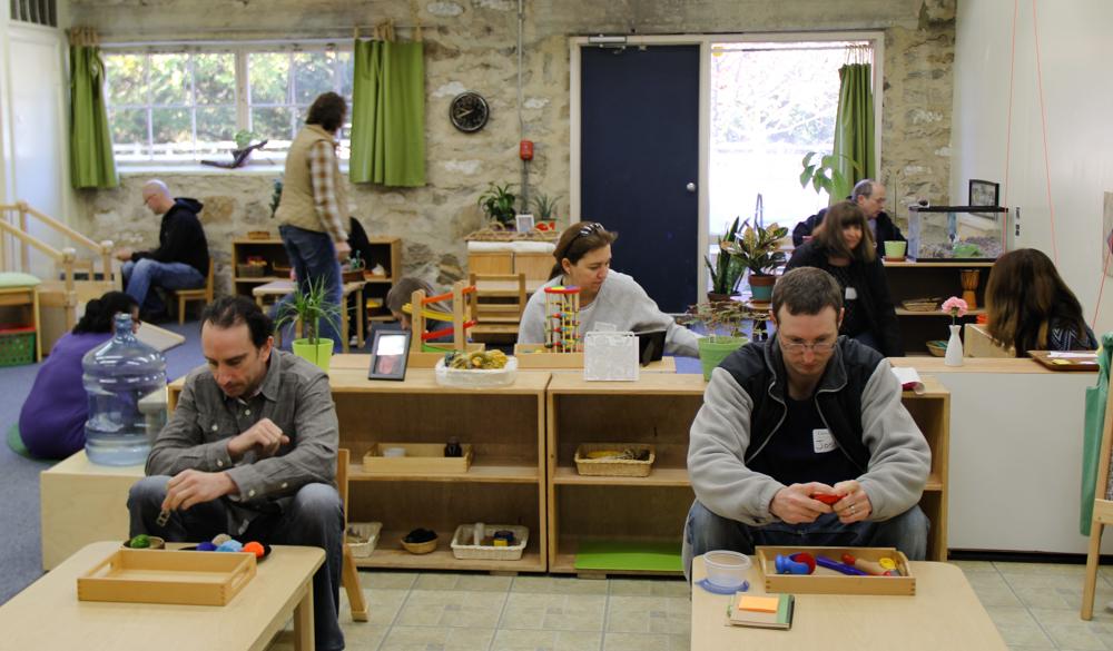 My Montessori Journey