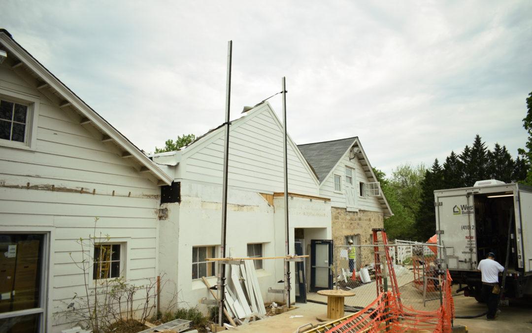 April Building Project Update