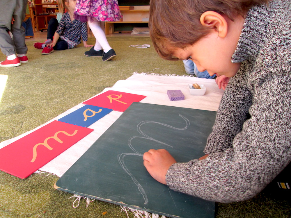 Why do you teach letter sounds rather than letter names? (And other