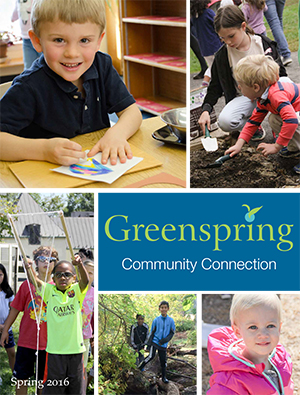 Spring 2016 Community Connection