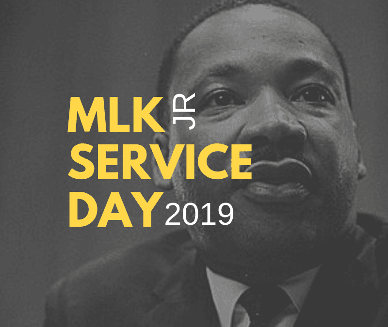 Dr. Martin Luther King, Jr. Day – A Day ON, Not a Day OFF