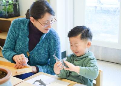 Toddler Classrooms - Greenspring Montessori School-11