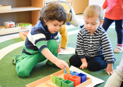 Toddler Classrooms - Greenspring Montessori School-12