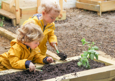 Toddler Classrooms - Greenspring Montessori School-6