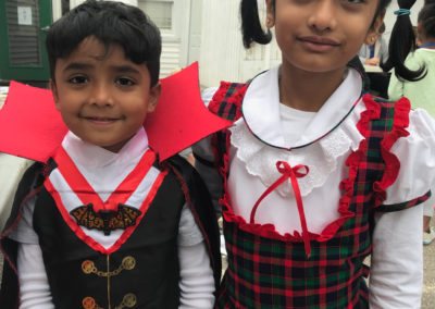 Harvest Festival - Greenspring Montessori School-5