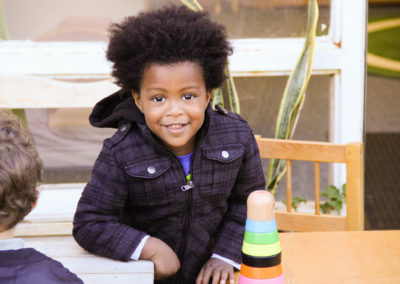 Raising Toddlers with Self-Discipline